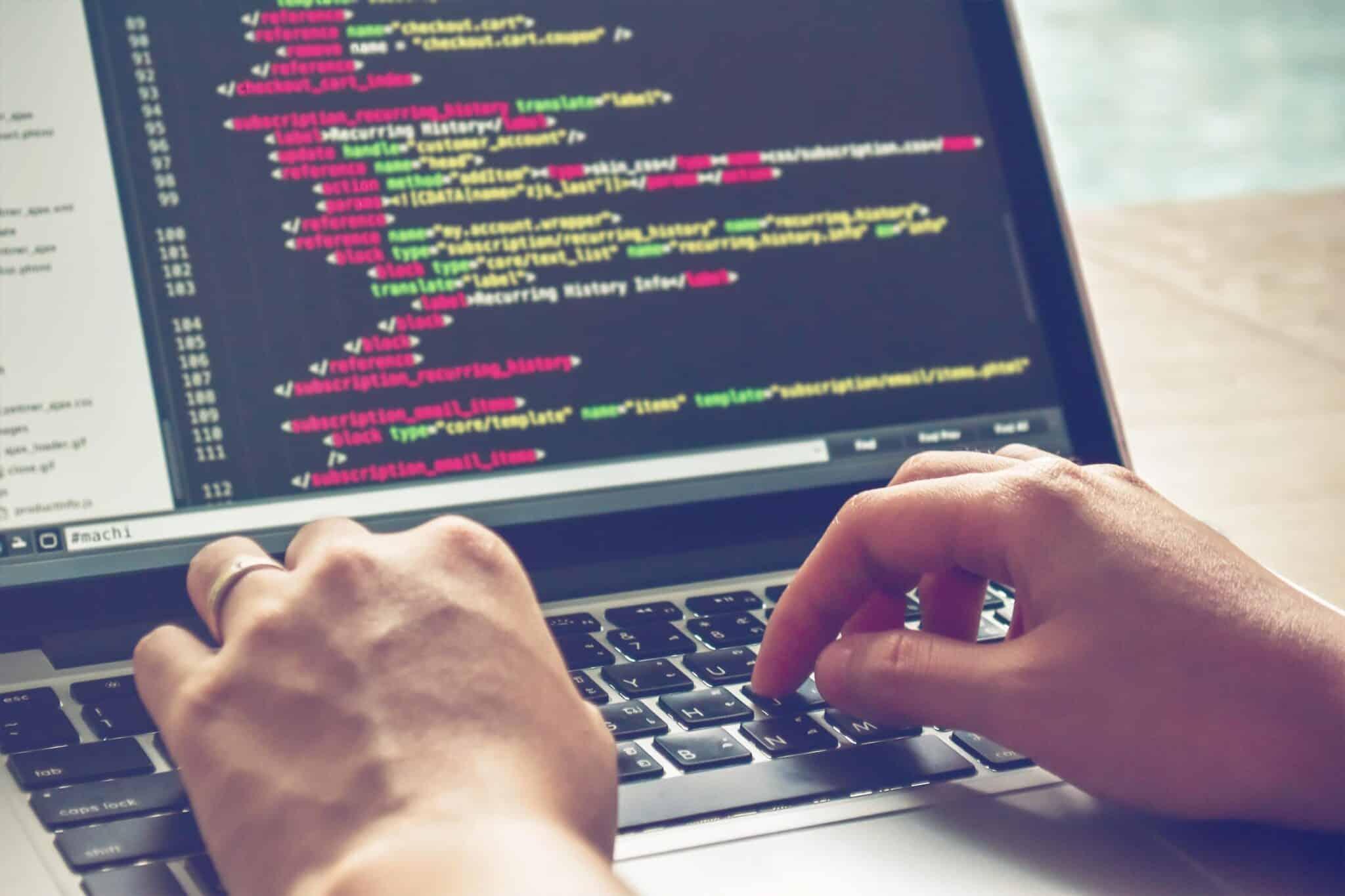 Titelbild Entwicklung und Programmierung Werbeagentur Rheinland Pfalz