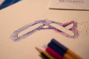 Hintergrundbild Logodesign für Medienkollektiv