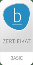 Plentymarkets Basic-Zertifizierung für BOTSCHAFT.digital