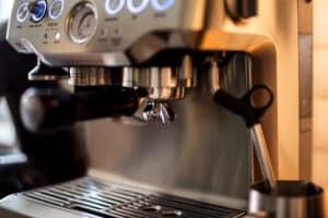 Siebträgerkaffeemaschine SAGE