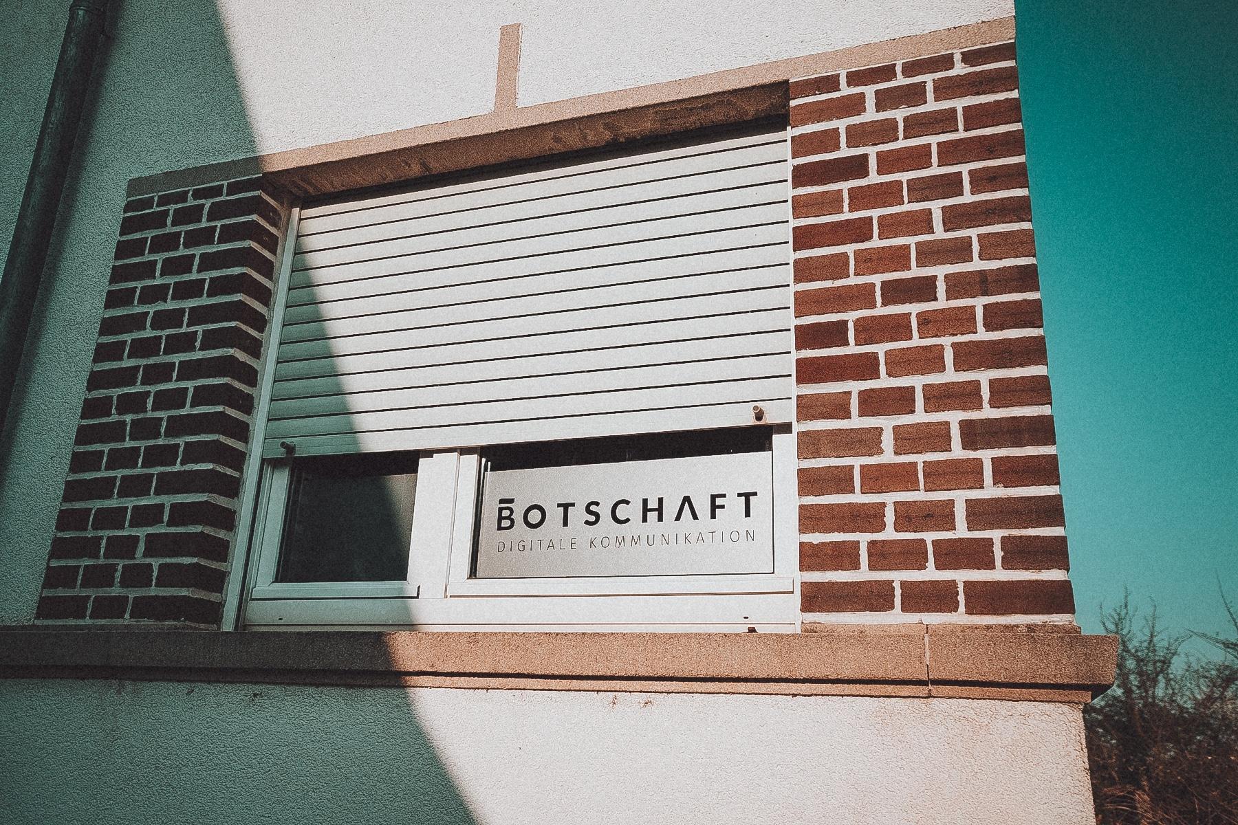 BOTSCHAFT.digital - Außenansicht